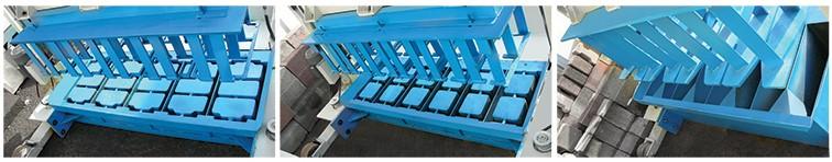 Machine De Fabrication De Blocs De Béton KAD1000 2