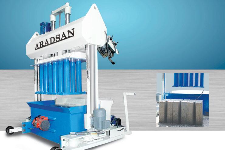 Machine De Fabrication De Pierre De Bordure Mobile