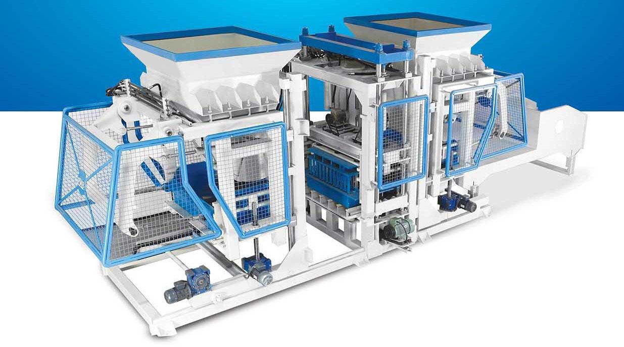 Machine Fabrication De Bordure En Béton TP.RN2025