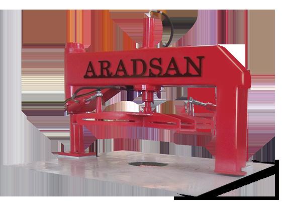 Incroyable Bloc Creux Machine De Fabrication à Bas Prix KAD1100 6