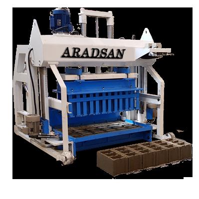 Incroyable Bloc Creux Machine De Fabrication à Bas Prix KAD1100 10