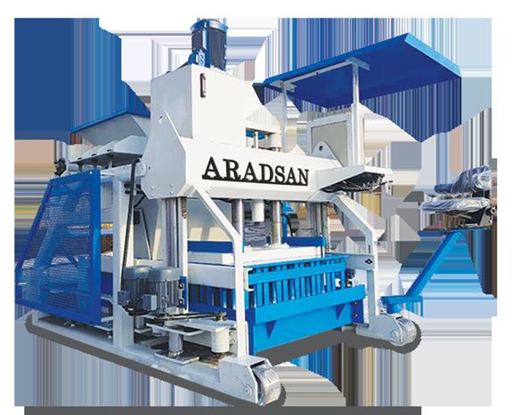 Incroyable Bloc Creux Machine De Fabrication à Bas Prix KAD1100 2