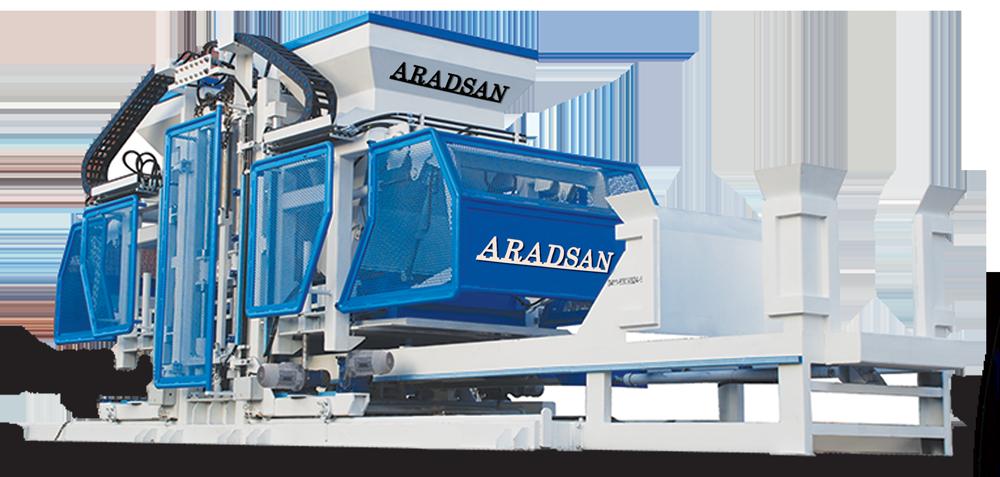 Incroyable Bloc Creux Machine De Fabrication à Bas Prix KAD1100 4
